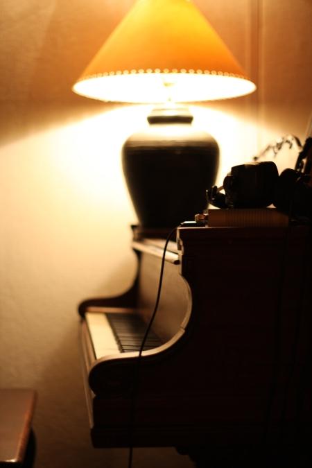 Zach Vinson Steinway piano