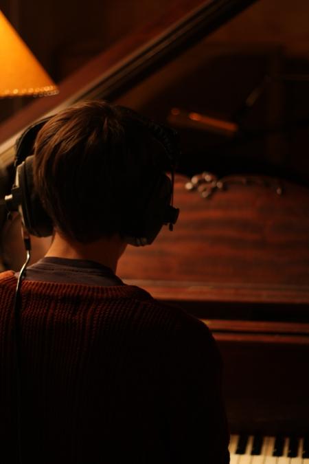 Alex the Great - Zach Vinson - Steinway piano