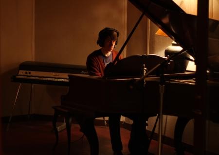 Zach Vinson - Steinway piano - Alex the Great